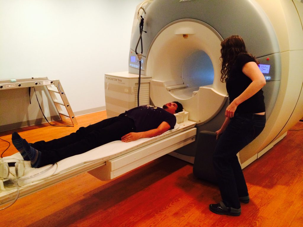 Participants - MRI Lab - Neuroscape